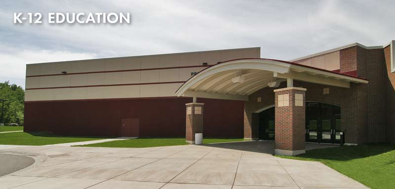 K-12 education titleimage for Architecture