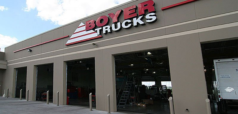 Boyer Trucking