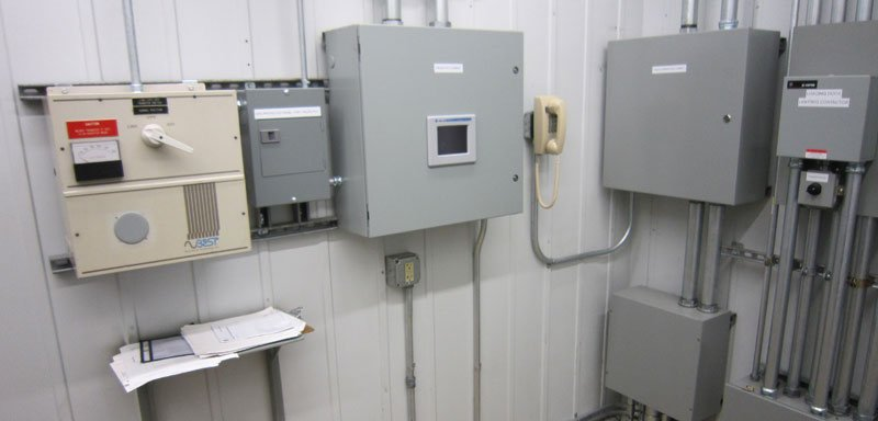 Calumet Electical Upgrades