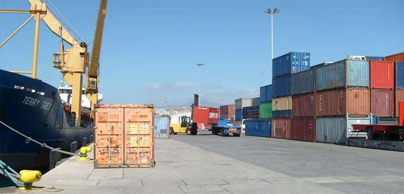 Port of Praia - Cape Verde