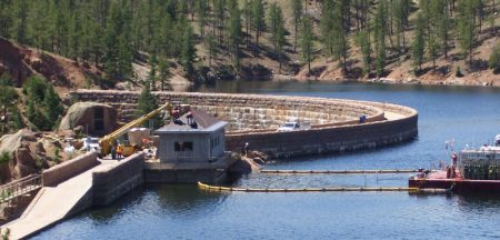 Denver Water - Cheesman Dam