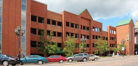City of Duluth Parking Ramp