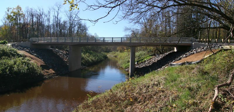 Deadham Road Bridge