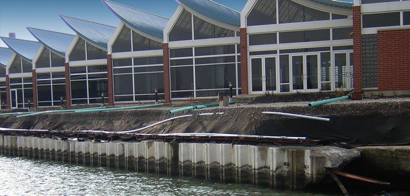 Erie Cruise Boat Terminal