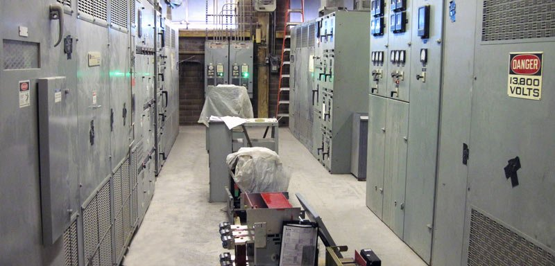 USG Arc Flash Study