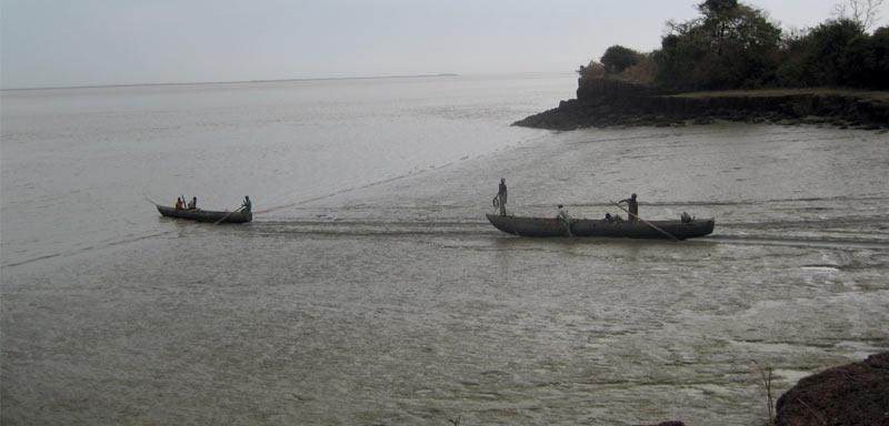 Guinea Bissau Shipping Study