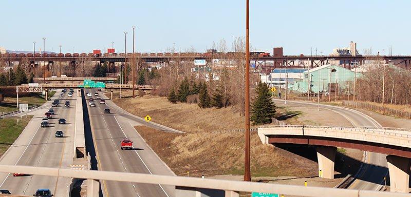 I-35 Mega Project
