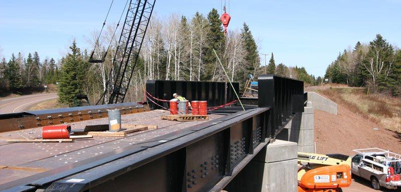 North Shore Scenic Railroad Bridge 19A