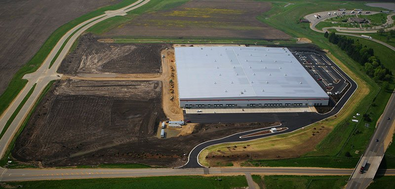 Staples Distribution and Fulfillment Centers