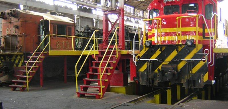 Toromocho Rail Study