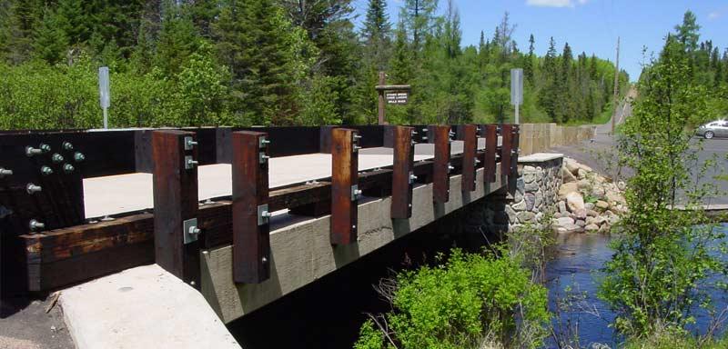 Brule River Bridge