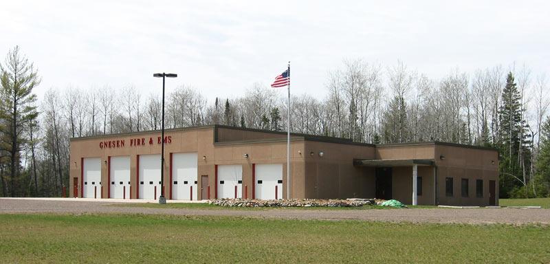 Gnesen Township Fire Hall