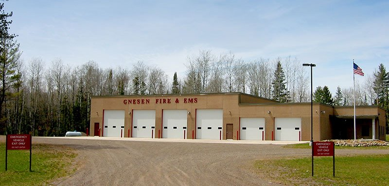 Gnesen Township Fire Hall