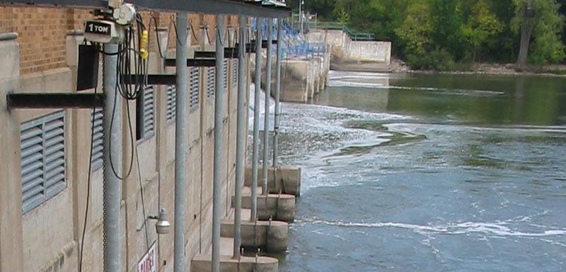 Rapide Croche Hydro Station