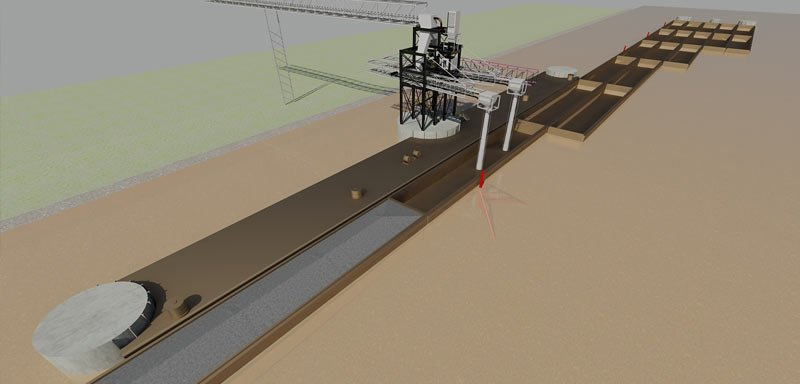 Ohio River Coal Transshipment Design Study