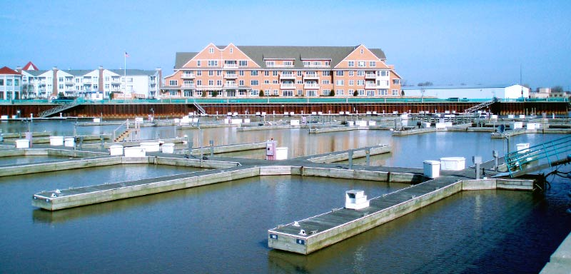 Racine County Reef Point Marina Condition Assessment