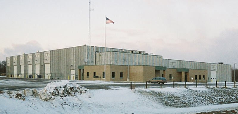 Washburn Public Works Building