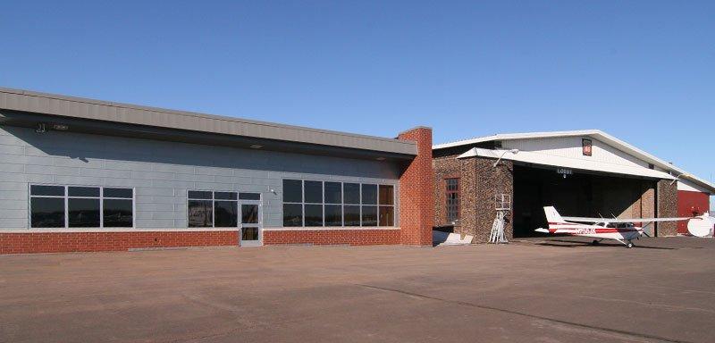William E. Amorde Airport Terminal