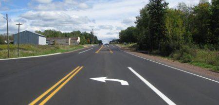 US highway 2 WisDOT reconditioning titleimage