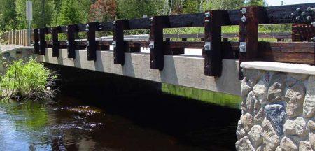brule river bridge design titleimage civil engineering