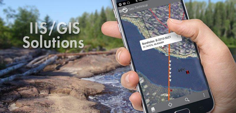 IIS GIS Services