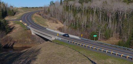 Amnicon River Road Bridge resurfacing- Hwy 13 two bridge renovations